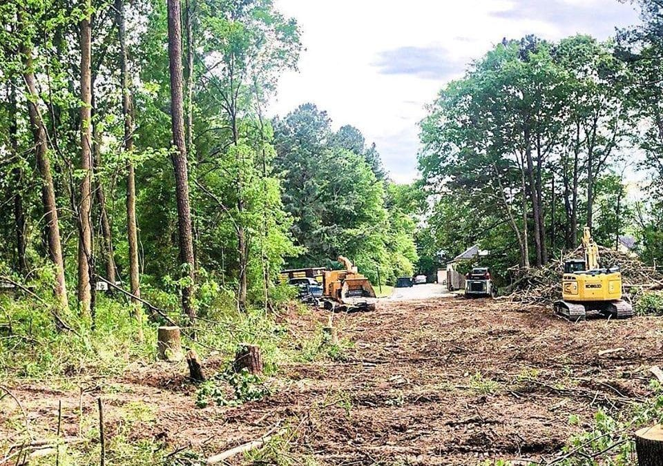 LANDCLEARING PROFESSIONALS HELPING RESIDENTS IN ATLANTA GET THEIR PROPERTY READY