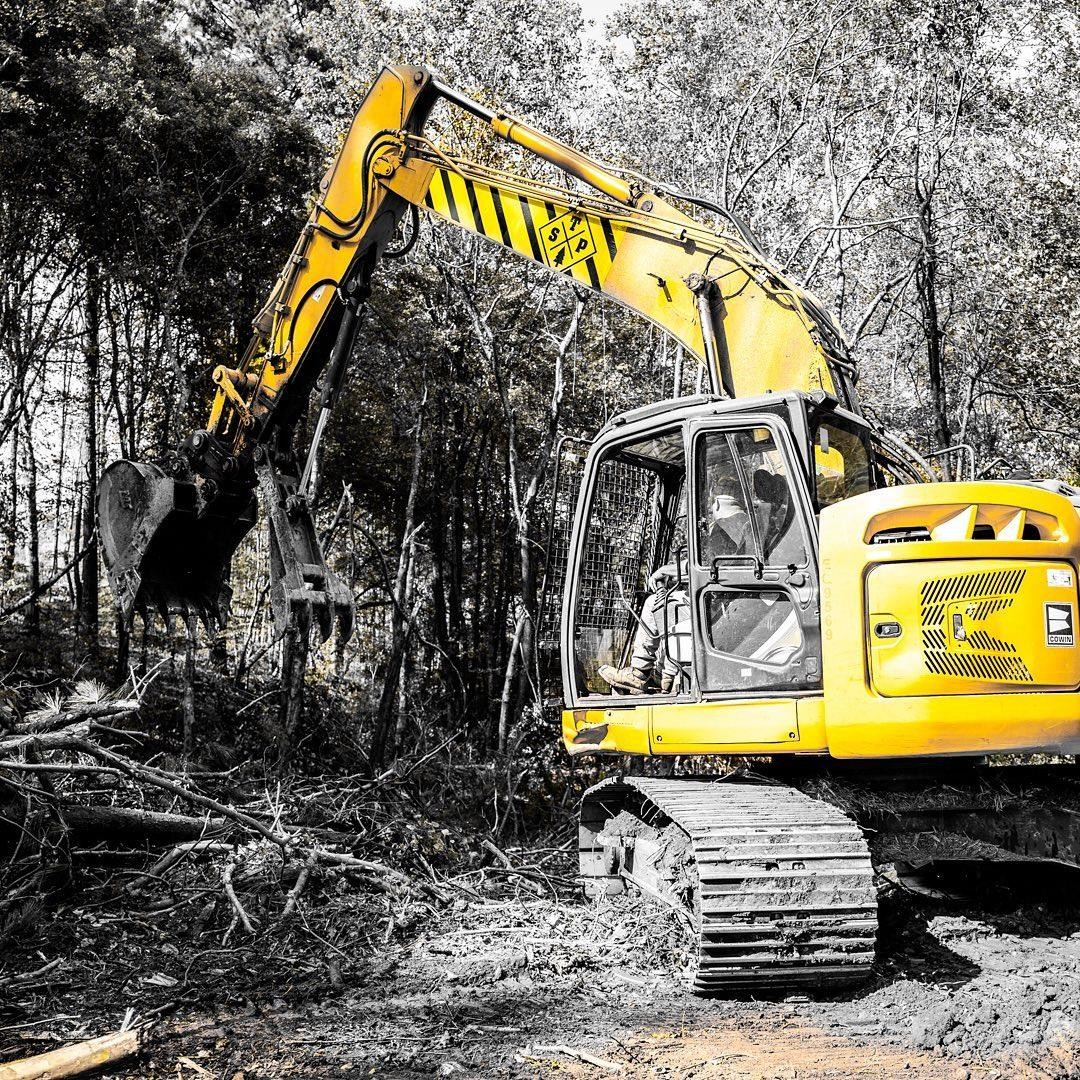 Lot clearing services